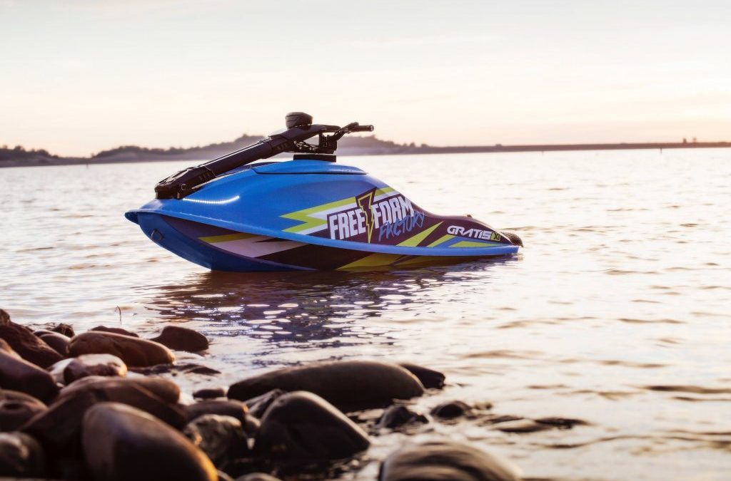 Free Form Factory's Water Sport Innovations in Greater Sacramento: A Discussion with CEO Jordan Darling