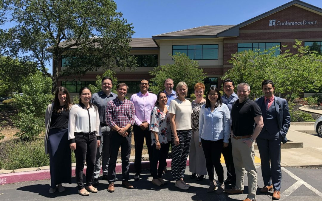 ConferenceDirect Celebrates One Year Anniversary in Folsom