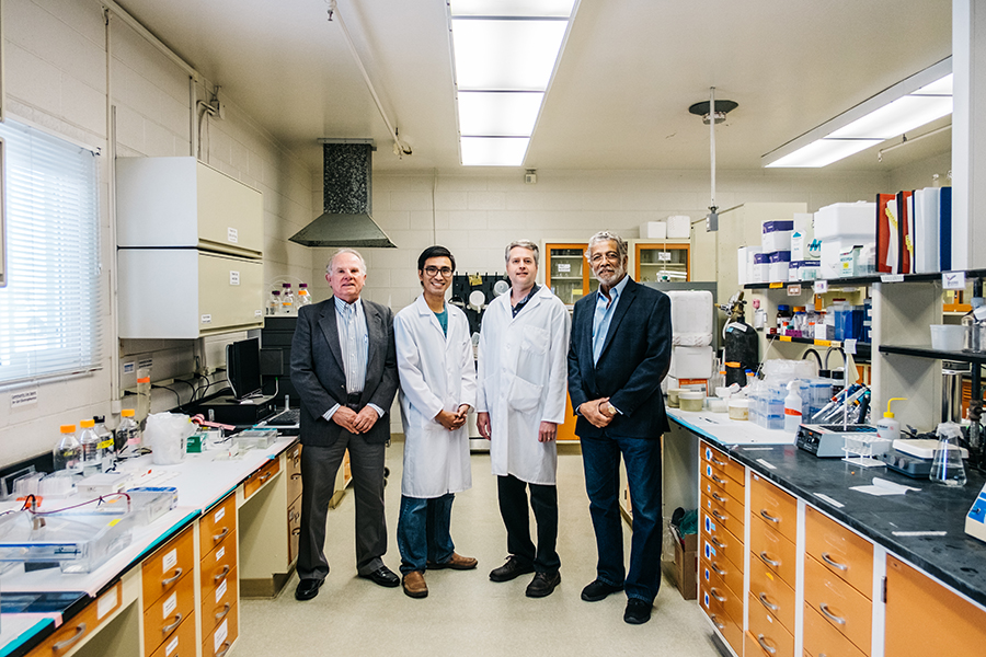 Medical research in Greater Sacramento / ARIZ Precision Medicine at the UC Davis-HM Clause Life Science Innovation Center