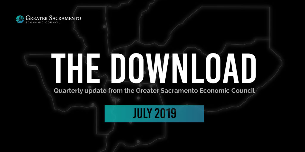 The Download July 2019: Future mobility in the Greater Sacramento region