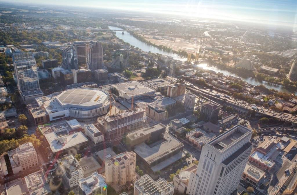 If Sacramento Builds It, Tech Will Come