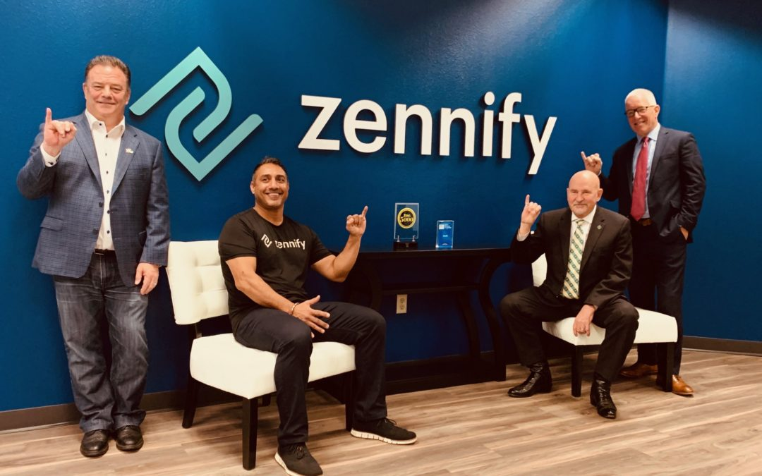 Sacramento-based tech startup Zennify announces expansion and new investor